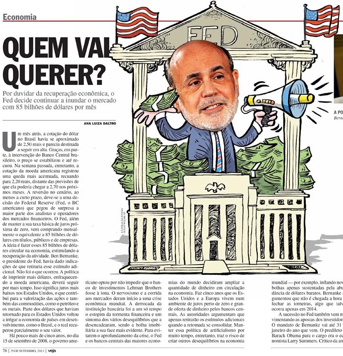 Bernanke by Junião_72