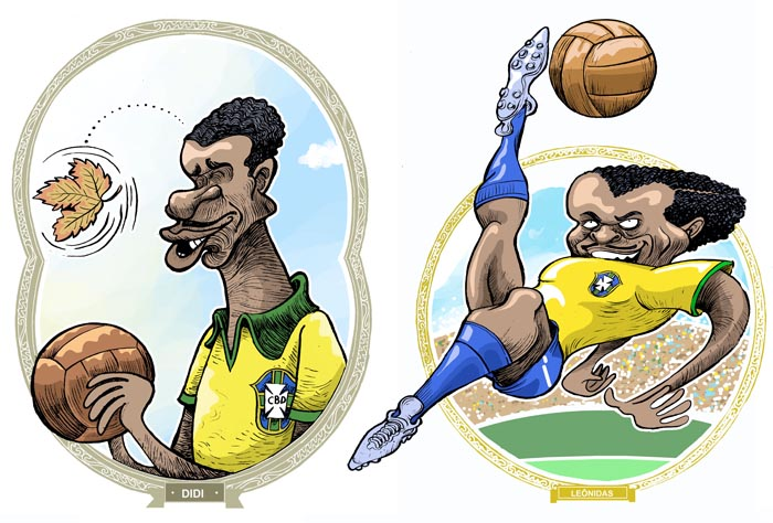 CARICATURAS_canarinhos_black_power