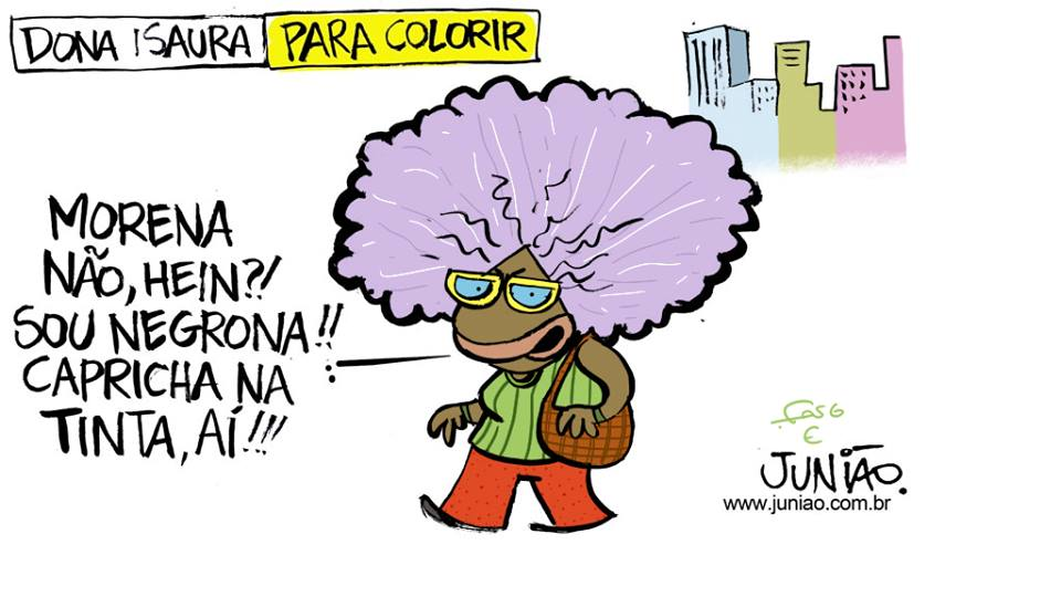 Dona_Isaura_por_Fabio_Souza